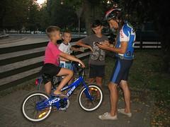 Місцеві велосипедисти