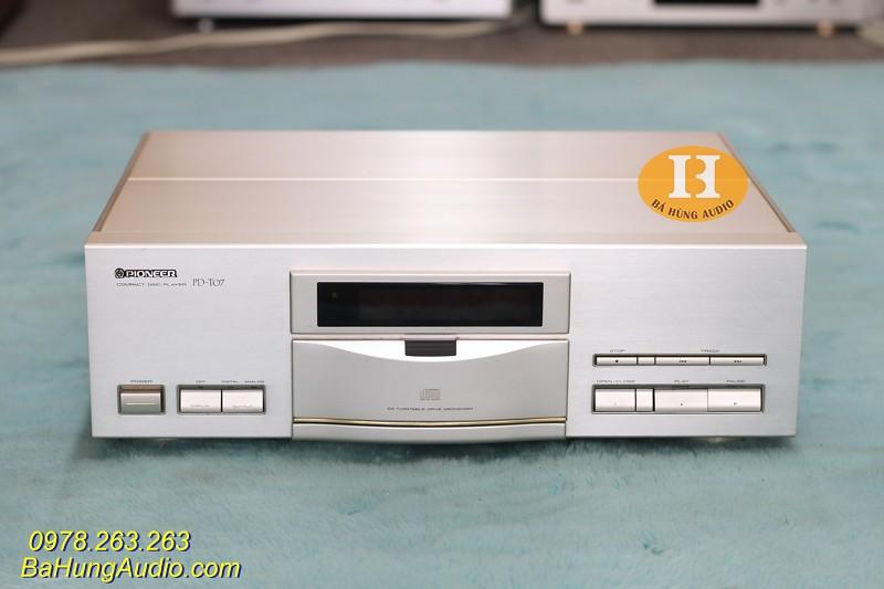 Đầu CD Pioneer PD T07 Đẹp xuất sắc