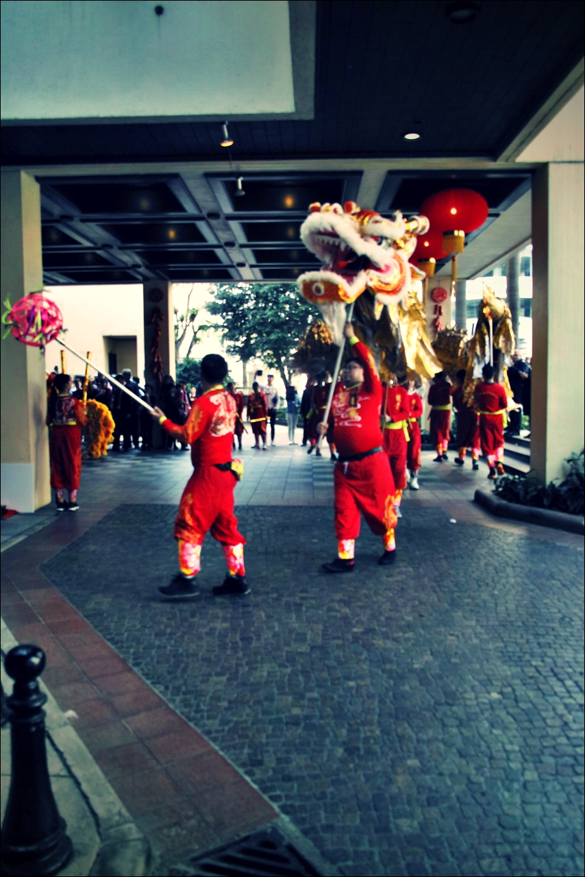 신년 행사-'마카오 둘러보기(Macau Sightseeing)'