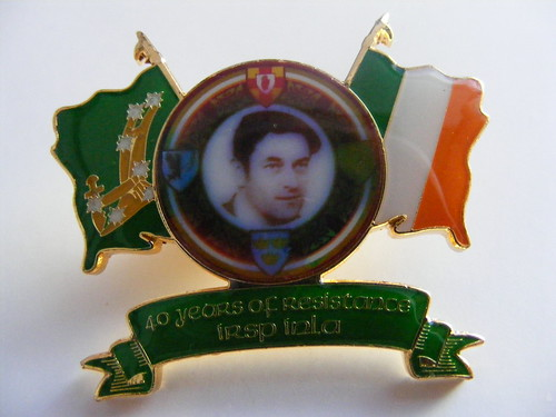 Irish Republican political and commemorative badges | by sean and nina