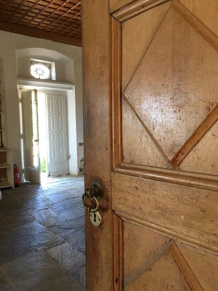 Leigh Fermor's house