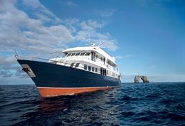 Galápagos master barco buceo Galápagos