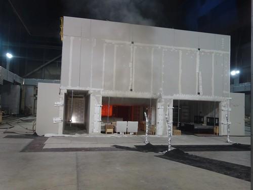 A CLT building