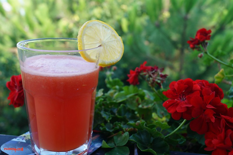 karpuzlu limonata tarifi