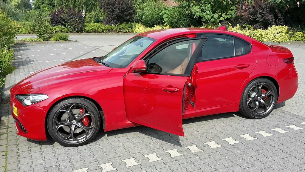 Alfa Romeo Giulia Reviews Research New amp Used Models