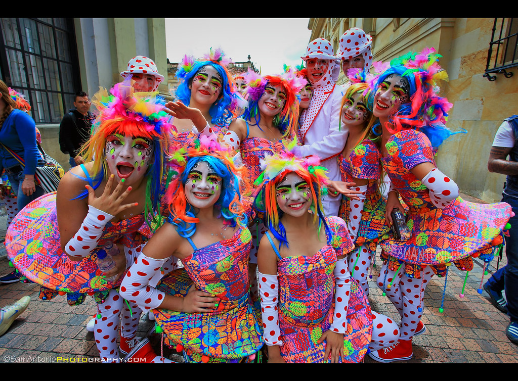 The Carnival of Bogot&...