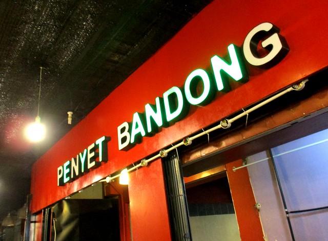 Penyet Bandong