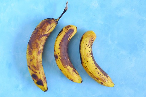 over ripe bananas | by Tweety Golez