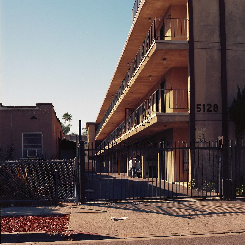 Orange balconies | by ADMurr