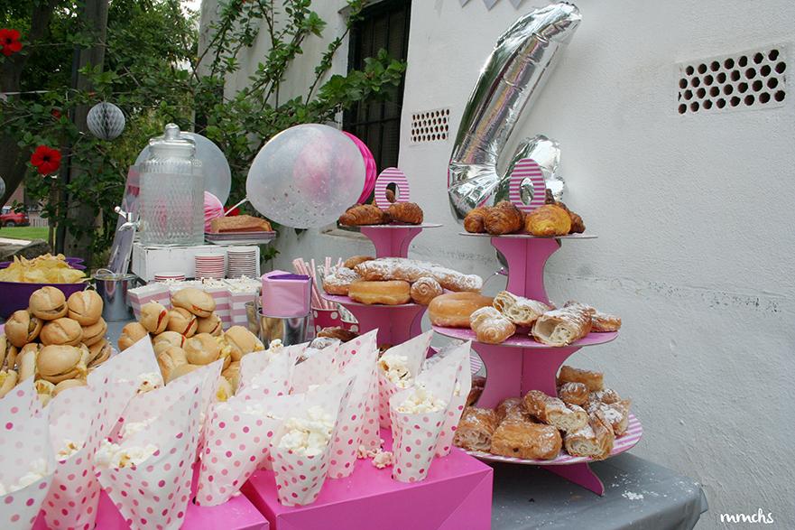 fiesta cumpleaños infantil