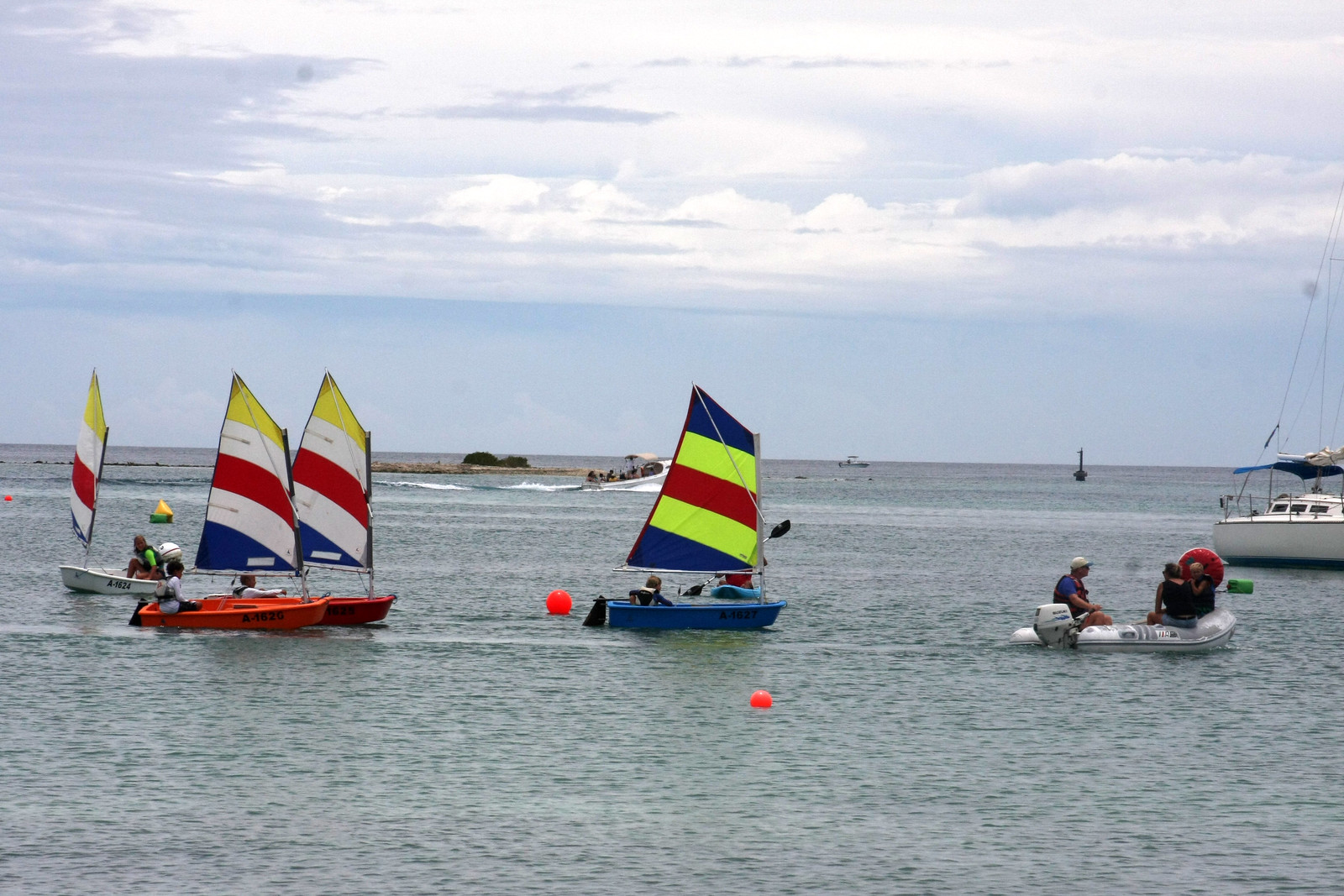 Aruba International Regatta 2017