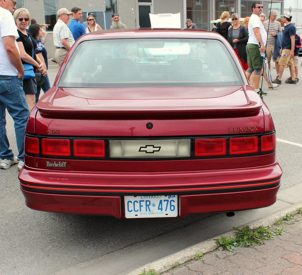 1994 Chevrolet Lumina 4 Door
