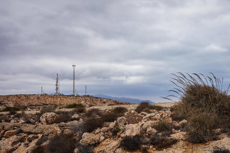 El punto más alto de la Mesa Roldán