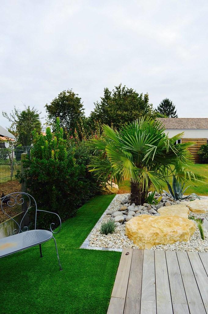 ... Amenagement Exterieur Terrasse Bois Piscine Service 79 002 |