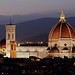 Brunelleschi's Dome in Florence, Italy. Engineered by Filippo Brunelleschi and completed in 1436, the dramatic dome atop the Cathedral of Saint Mary of the Flower is threatened by cracks in its structure. Researchers from Los Alamos National Laboratory are developing a cosmic-ray muon detector to peer inside the masonry and determine its inner composition.