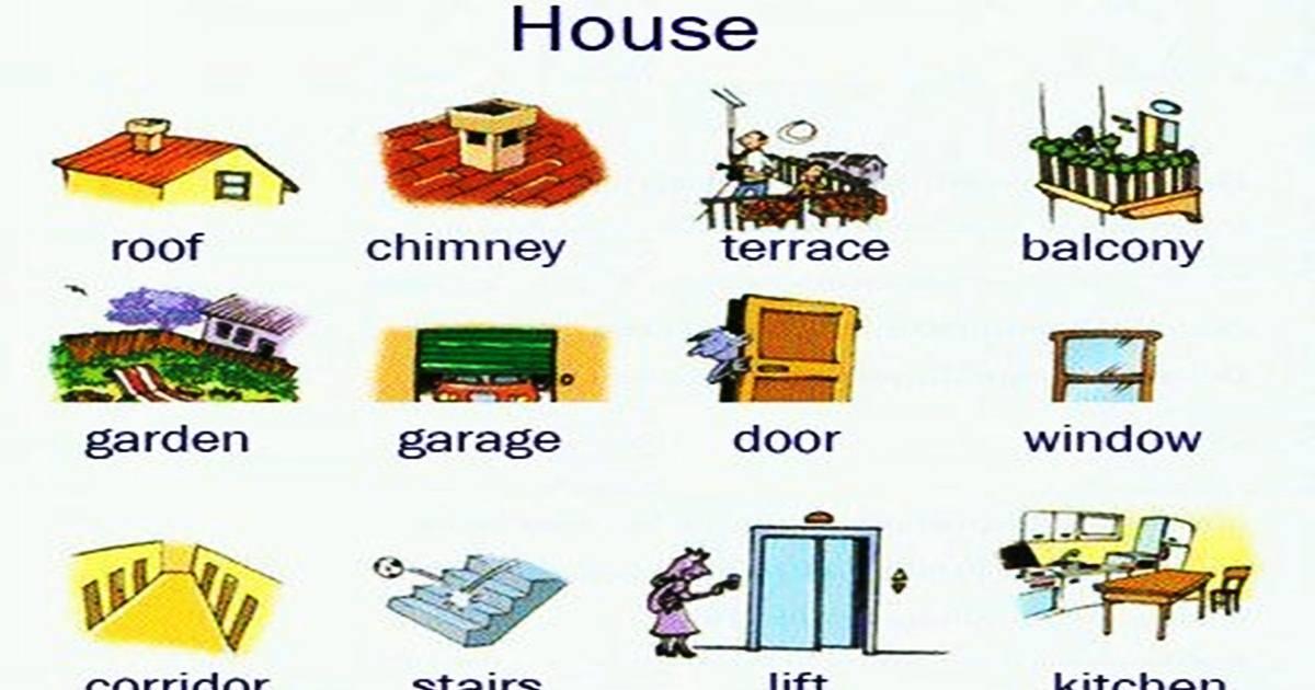 Vocabulary: Around the House 5