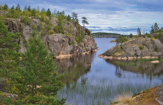 Can you hear the silence? View from Honkasalo island. | by L.Lahtinen (nature photography)
