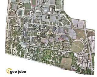 UAV Flight of Campus | by @gletham GIS, Social, Mobile Tech Images