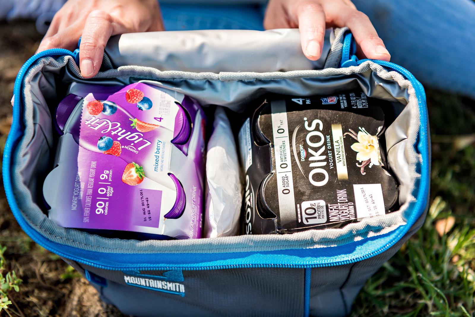 Dannon ® Light & Fit ® Nonfat Yogurt Drink 4 pack or Dannon ® Oikos® Nonfat Yogurt Drink