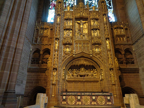 Liverpool Anglican Cathedral 22 | by worldtravelimages.net