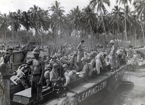 "Marines Leaving Guadalcanal, circa 1942 | ""A COUPLE ...