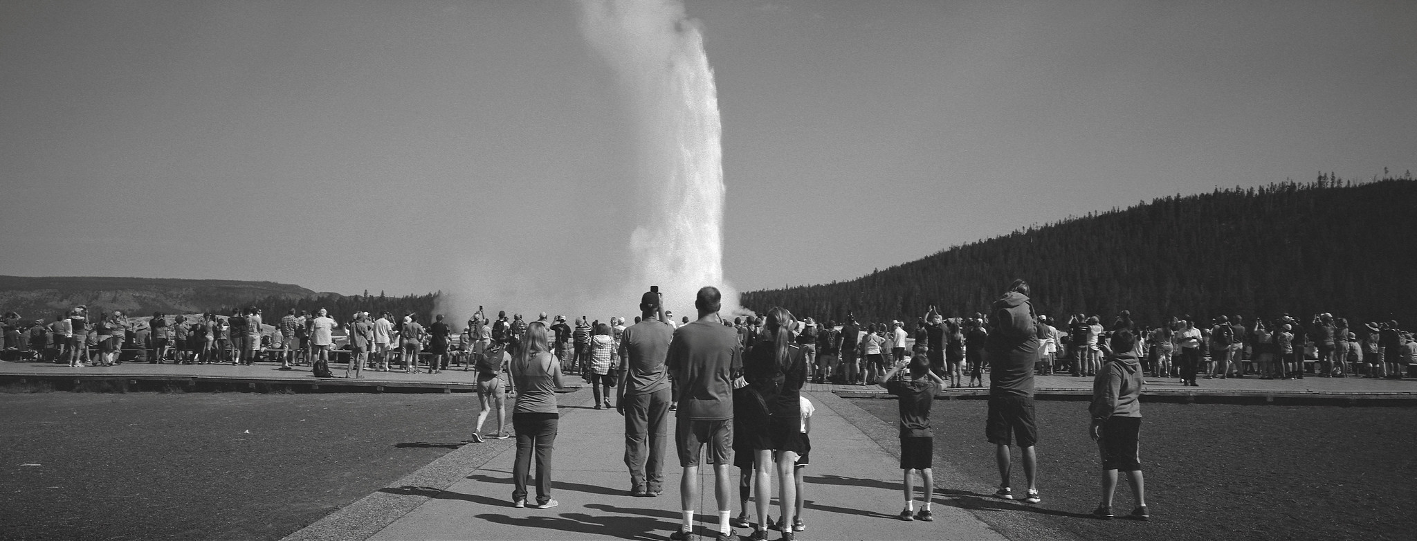 Old Faithful, Yellowstone National Park | by austin granger