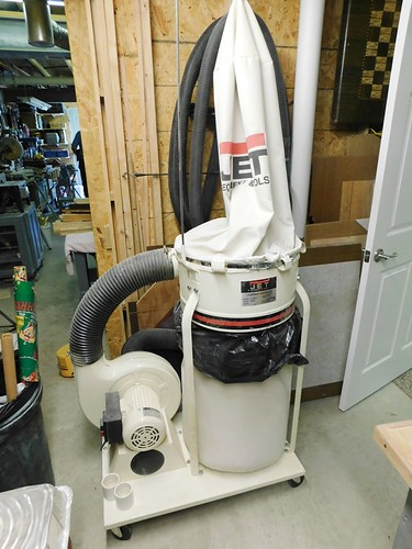 Jet 1.5 hp dust collection system | by thornhill3
