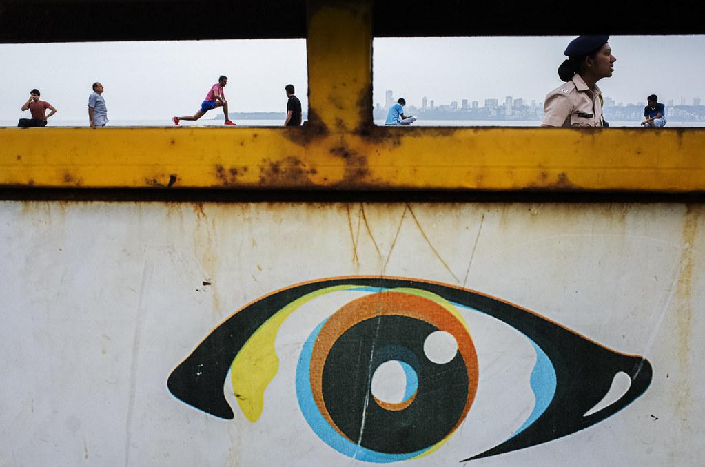Marine Drive; Mumbai | by Md. Imam Hasan