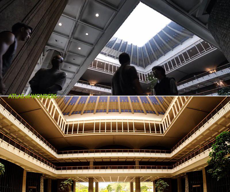 Inhumans series filming locations