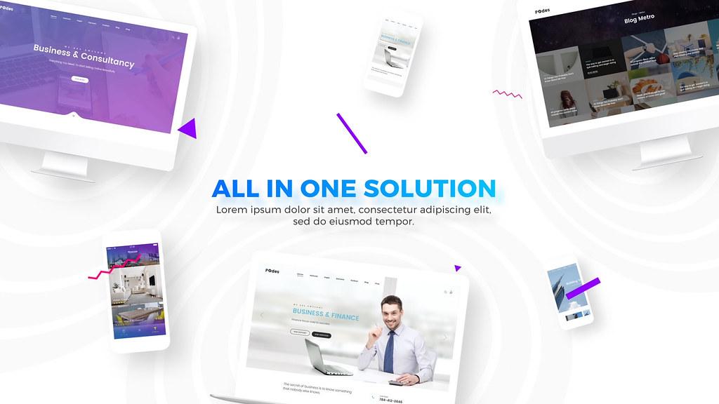 Website / Design & Development Agency Presentation - 4