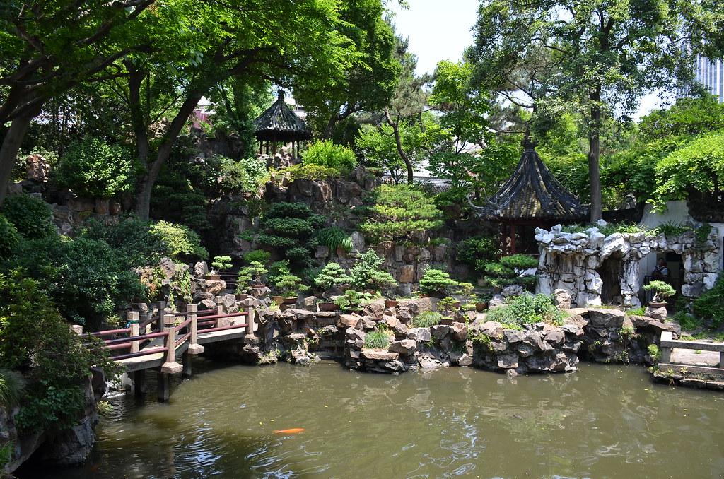 Lovely landscaping- the Huge Rockery in Yu Garden | What lov… | Flickr