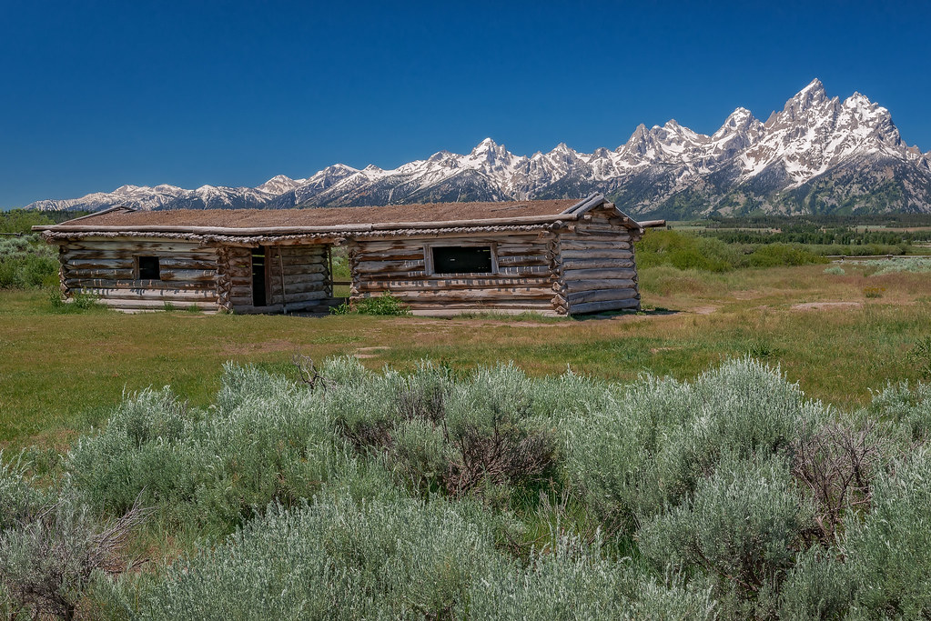 cabin cunningham the htm in teton grand cabins to tetons hike