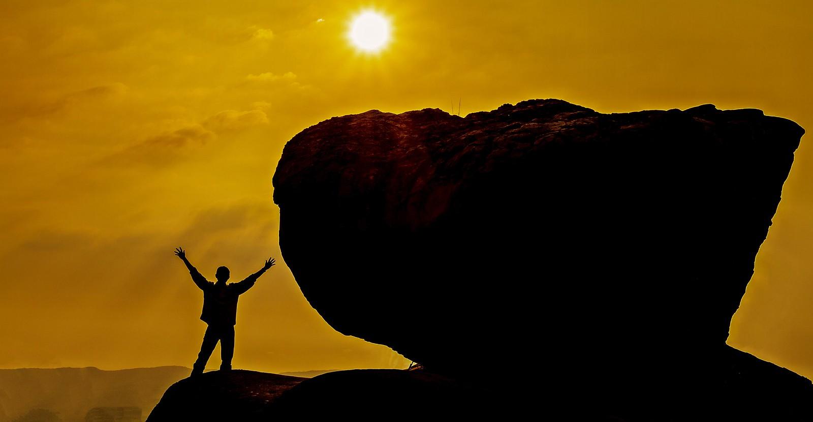 ฮึดสู้ด้วยพลังใจเพื่อชัยชนะในชีวิต
