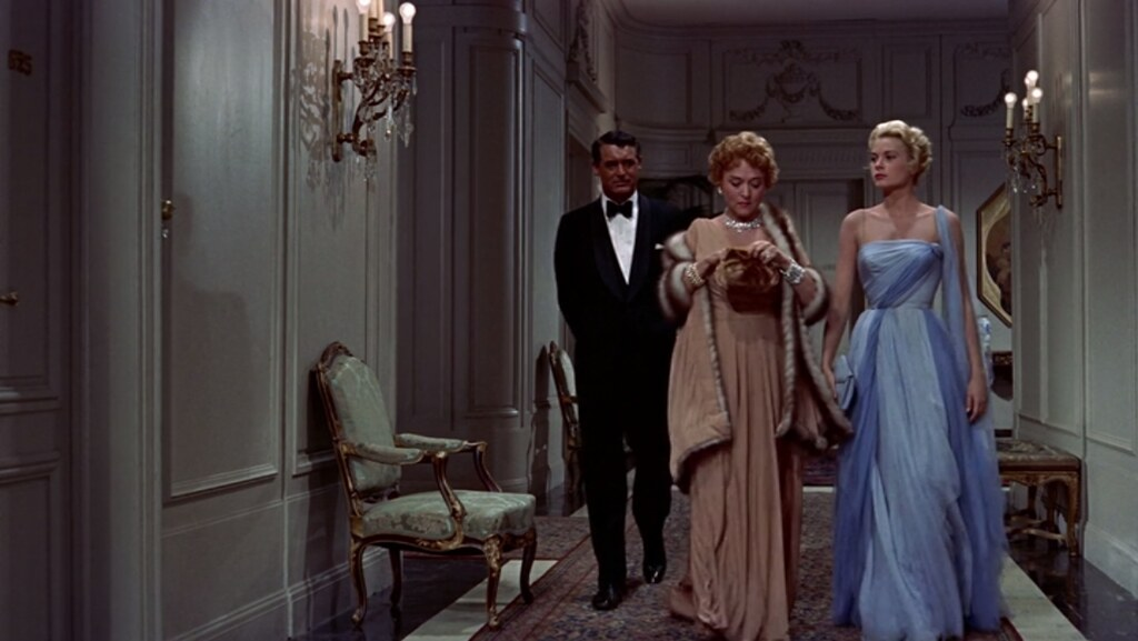 Cary Grant, Jessie Royce Landis, Grace Kelly, To Catch a T… | Flickr