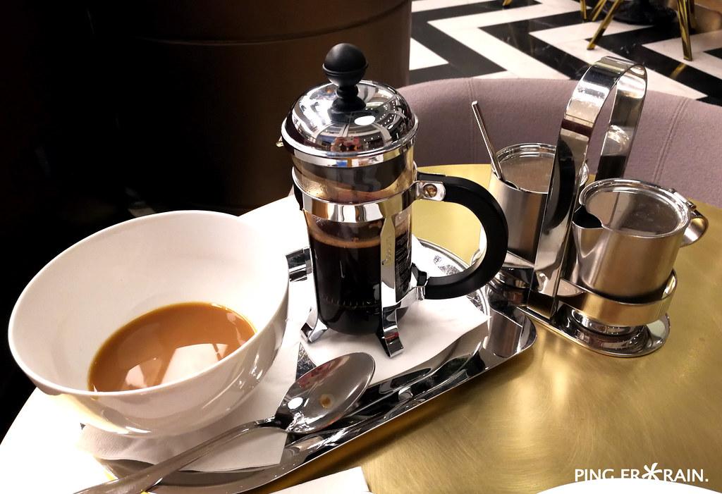 French Cafe Au Lait