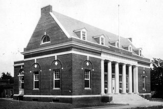 Winchester, TN post office | by PMCC Post Office Photos