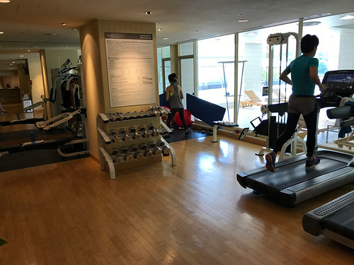 Fitness - Westin Miyako Kyoto | by travelguys1