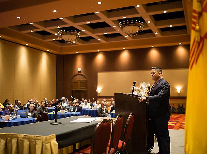 Members of Congress Luján and Lujan Grisham emphasize the strengths of Northern New Mexico