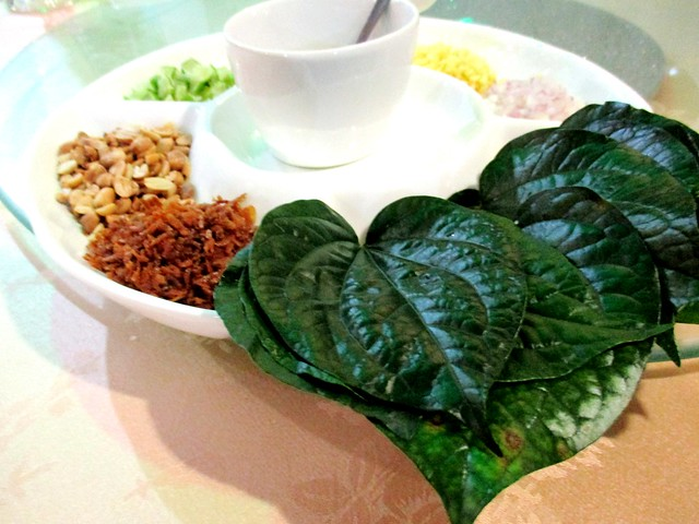 Flavours Thai Kitchen miang kam