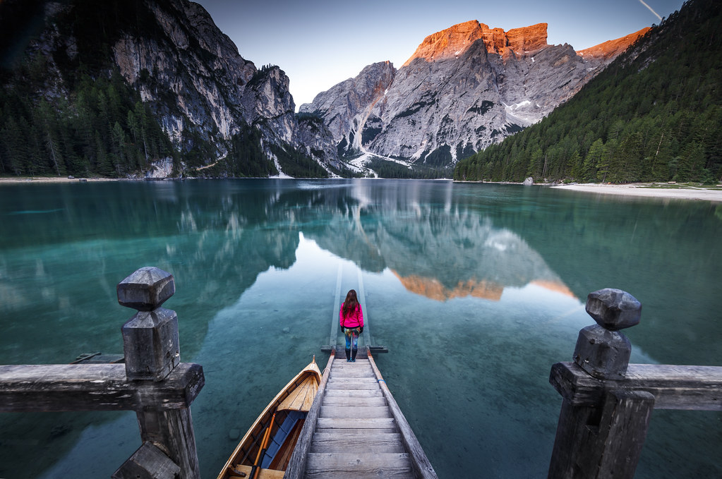 Lago Di Braies Follow Me On Instagram Www Instagram Com