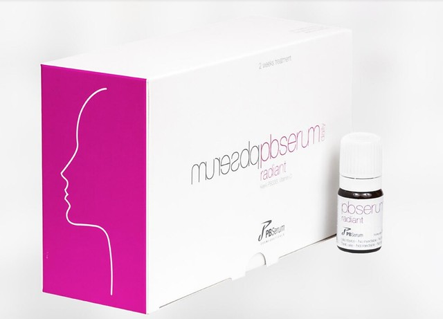 PBSerum Radiant. visual