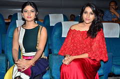 Next Nuvve Movie Trailer Launch Stills