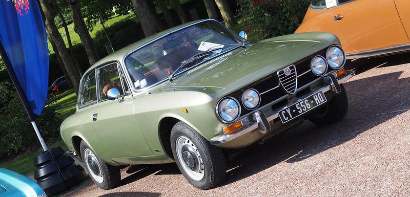 Alfa Romeo 1750 Coupé Bertone 1971 - Suresnes (92) Septembre 2017 37282847045_1ac71e33e5_c