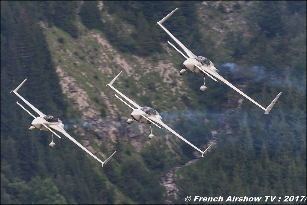 PILATUS B4 F-CMAX ,50 Ans d'Aviation à Megève 2017
