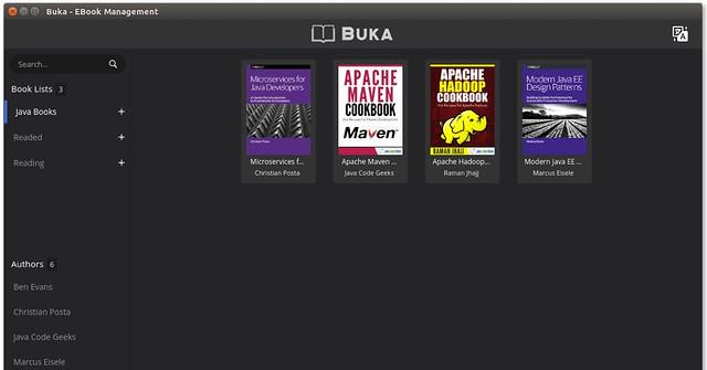 Buka-Book-Management-Software