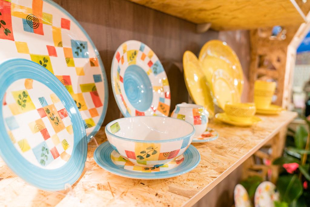 Las artesanías colombianas adornaron la importante feria de diseño de interiores