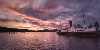 The Maid of the Loch | by J McSporran