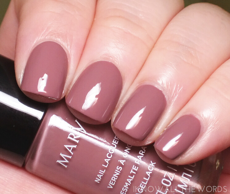 mary kay fall 2017 colour collection rose blush nail lacqu… | Flickr