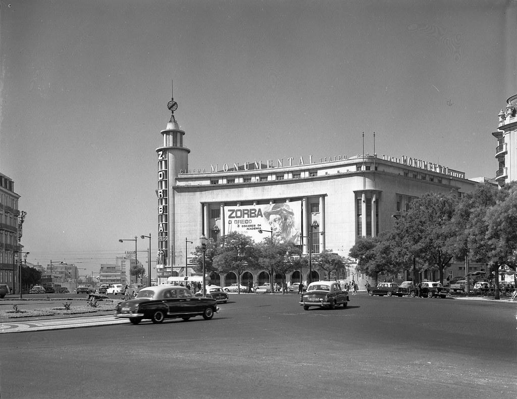 Saldanha, Lisboa (A. Serôdio, 1965)