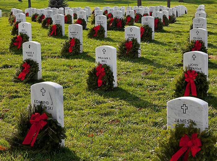 Remember our fallen U.S. veterans.